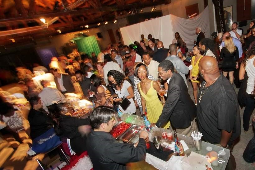 Remy Martin V.S.O.P. Miami brand launch party