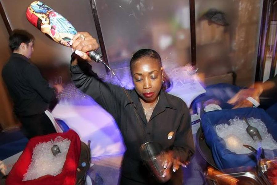 Remy Martin V.S.O.P. Miami brand launch party bar service