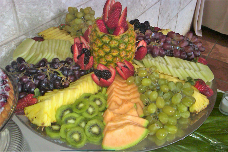 production catering and craft services for the glades   fresh fruit