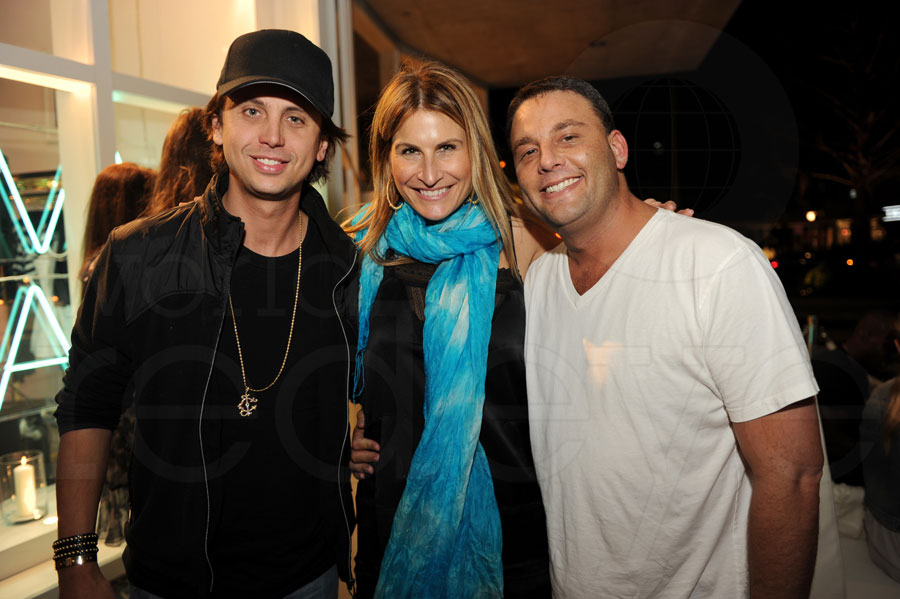 Jonathan Cheban at Juicy Couture South Beach Grand Opening Party