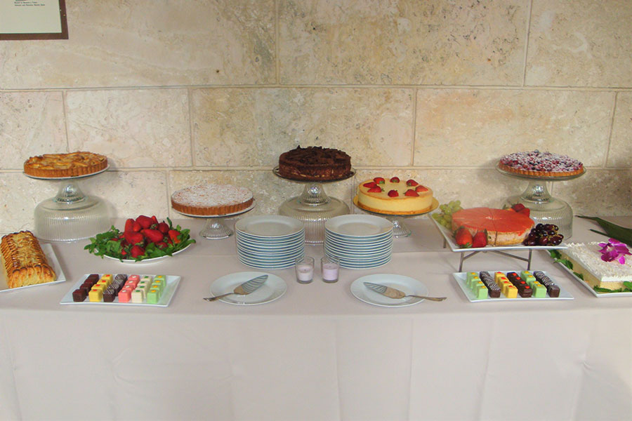 production catering and craft services for the glades | sweets