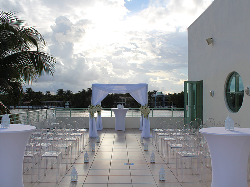 wedding venues in broward county | bonnet house