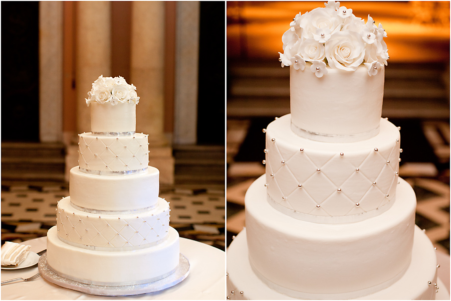 Style Me Pretty Miami Weddings | cake | Vizcaya
