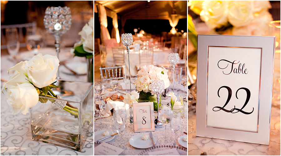 Style Me Pretty Miami Weddings | table decor | Vizcaya
