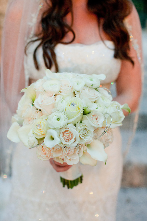 Style Me Pretty Miami Weddings | bridal bouquet | Vizcaya