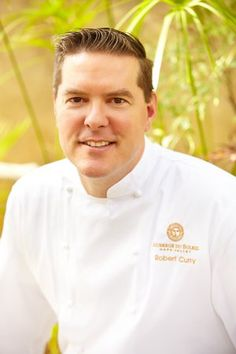 Chef Robert Curry prepares for the South Beach Food & Wine Festival at Eggwhites Catering commissary