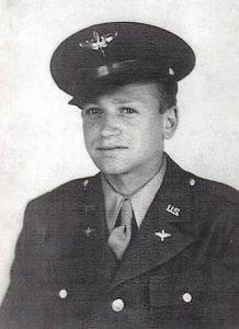 Edwin Lampner WWII