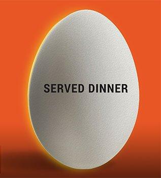 Eggwhites Catering Served Dinner Menu