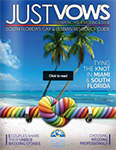 Just Vows South Florida Resource Guide | LGBTQ Friendly Wedding Vendor
