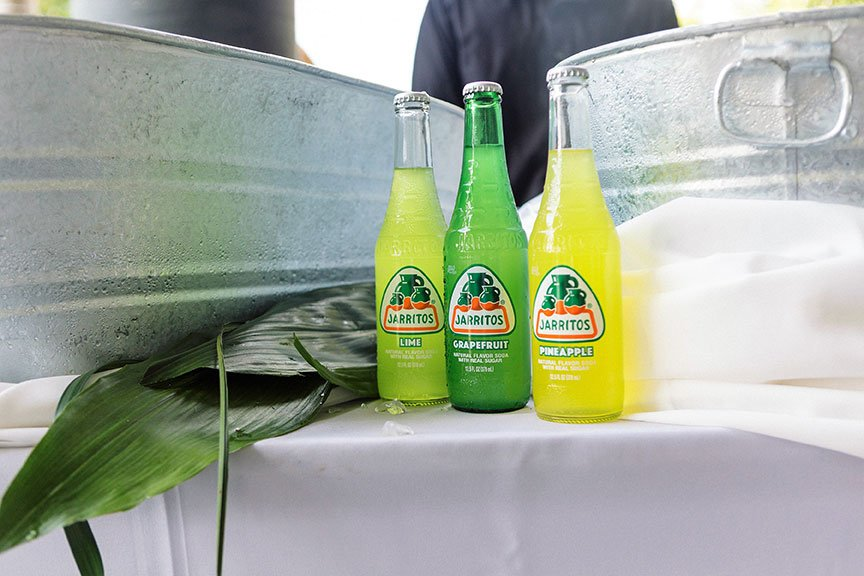 Jarritos Mexican Soft Drinks served at Hispanicize Miami 2017 Dime Summit