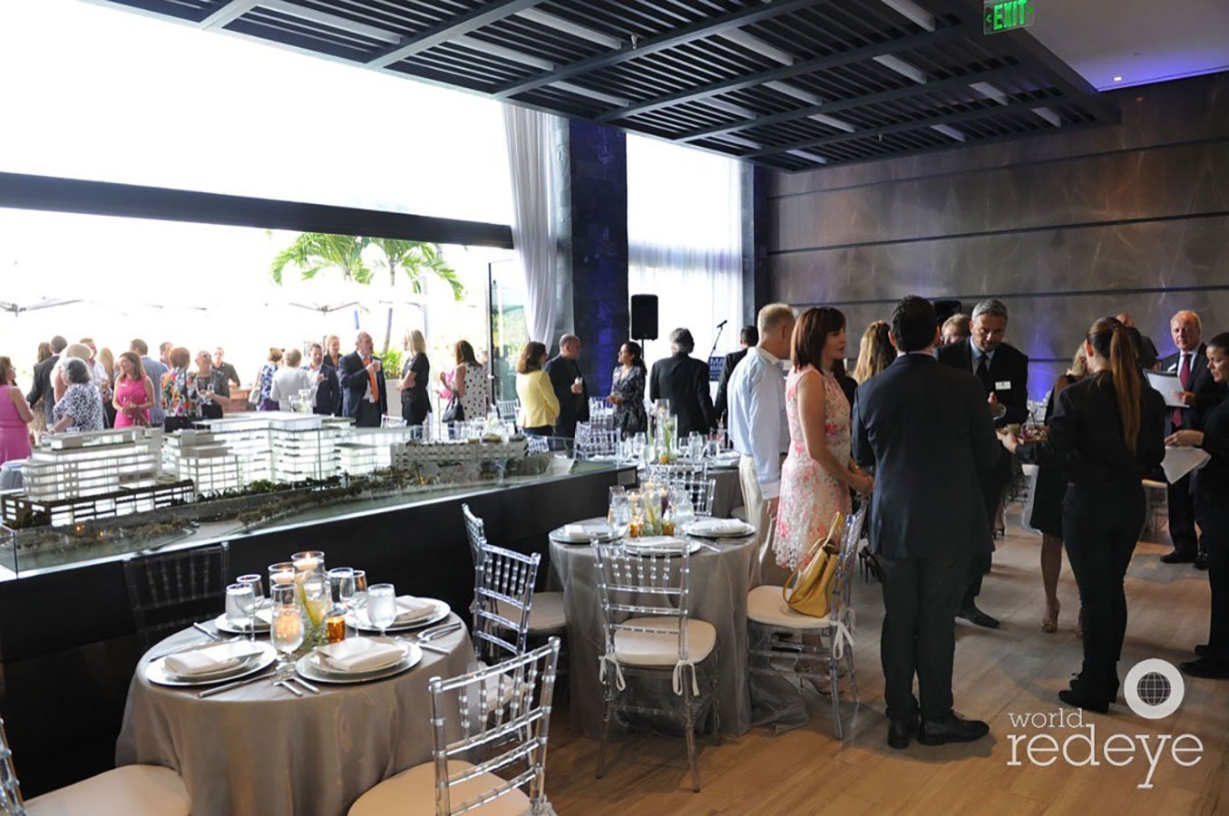 Ritz-Carlton Residences Master Broker Dinner Reception