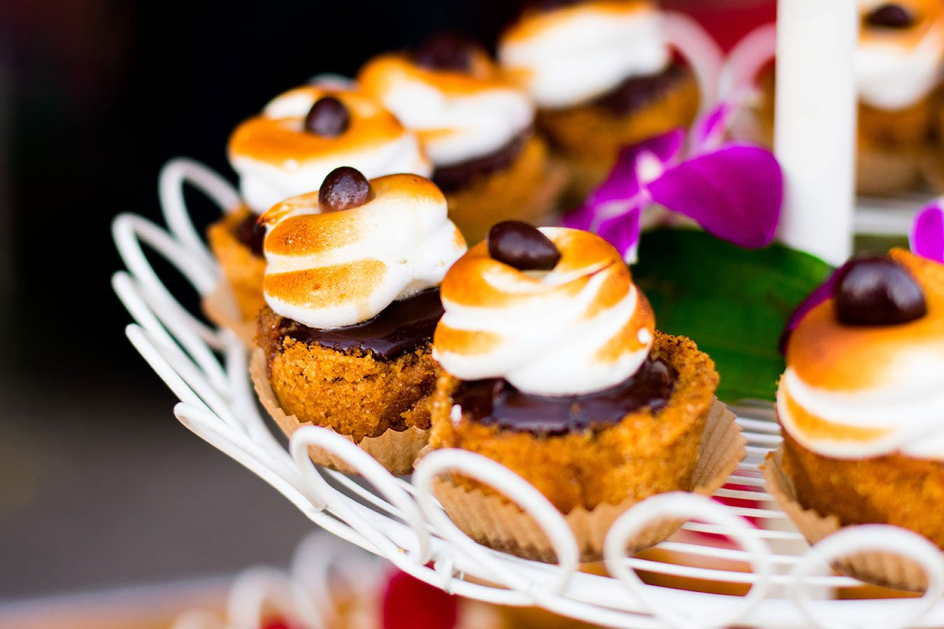 Catering Fort Lauderdale   Dessert   Chocolate Espresso S'mores Cup  FATVillage Arts District