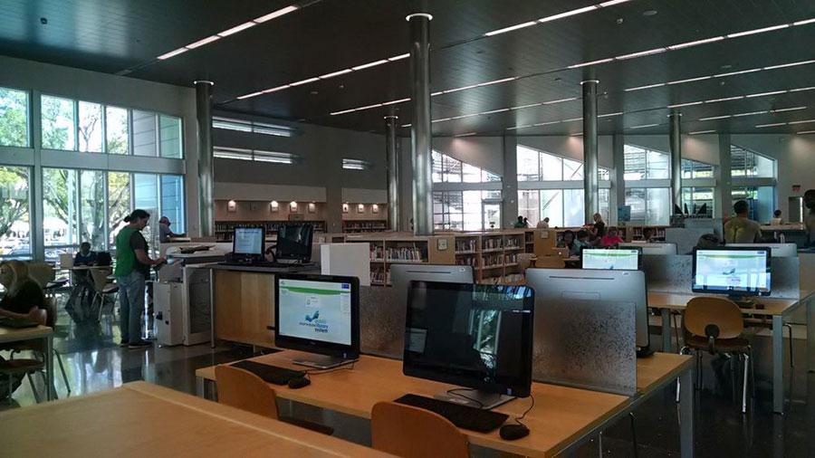 Northeast Miami-Dade Aventura Branch Library