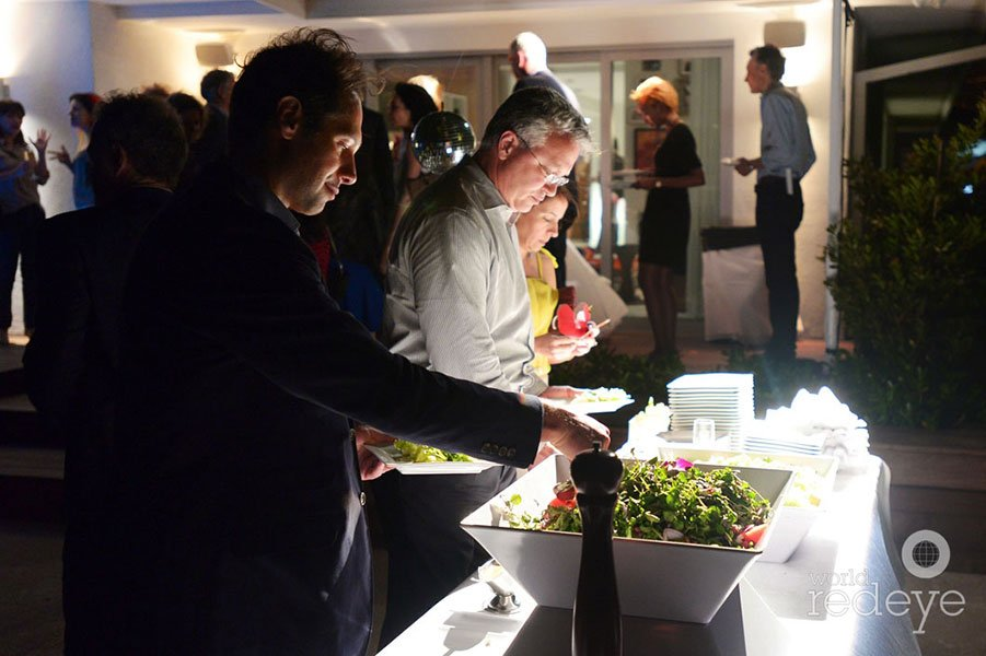 Salad Station | Corporate Catering Miami