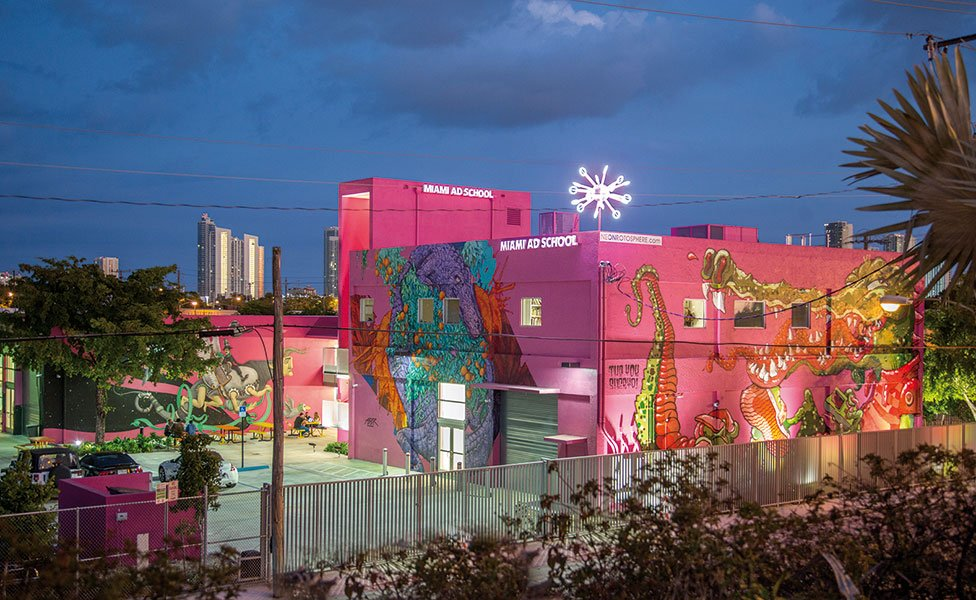 Holiday party venues in Miami | Miami Ad School