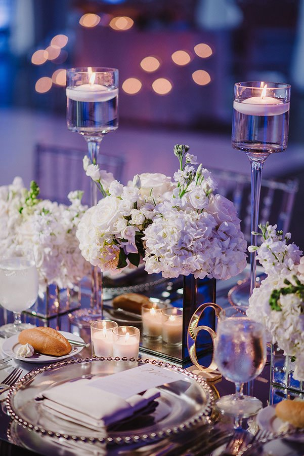glamorous wedding style | wedding venues in miami | the bath club