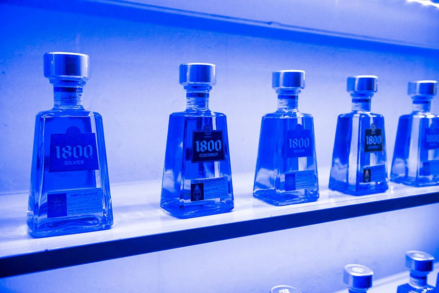 Miami Caterers serve 1800 Tequila  at Art Basel event | Eggwhites Special Event Catering