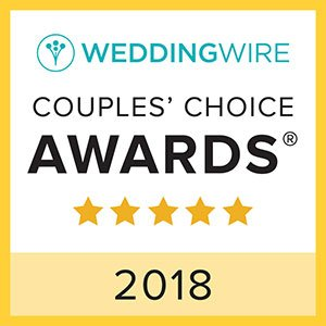 Eggwhites Catering awarded WeddingWire Couples' Choice 2018 | Best Wedding Caterers Miami