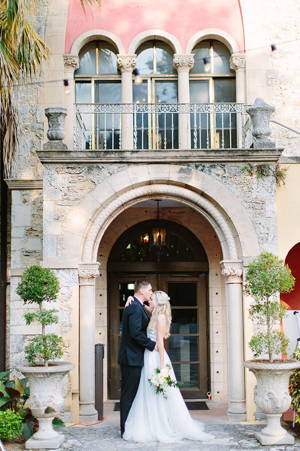 Miami wedding venues | Deering Estate | Kim and Michael