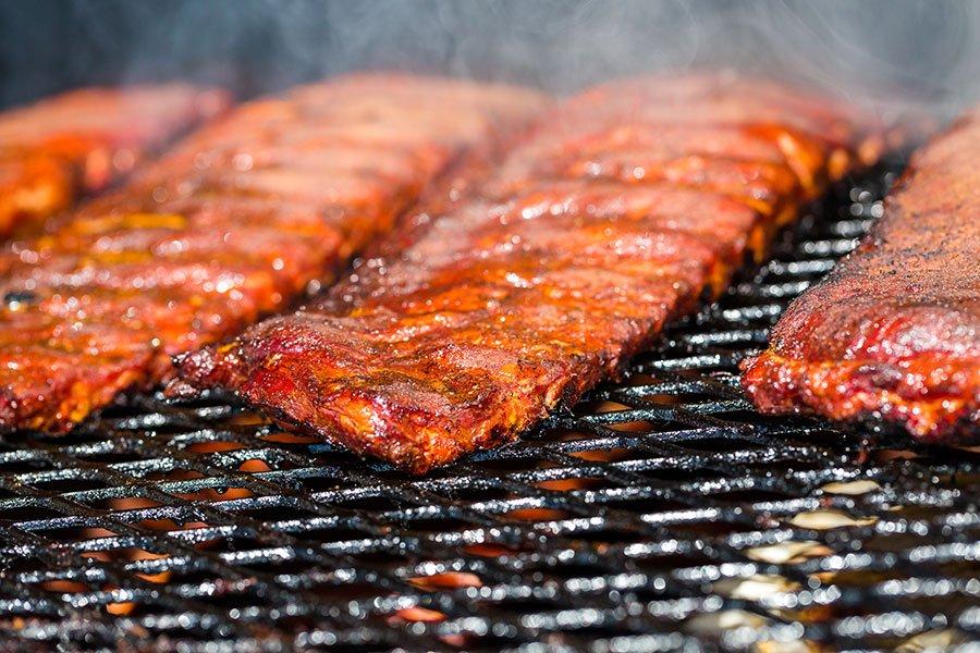 BBQ Ribs | Eggwhites Catering BBQ Menu