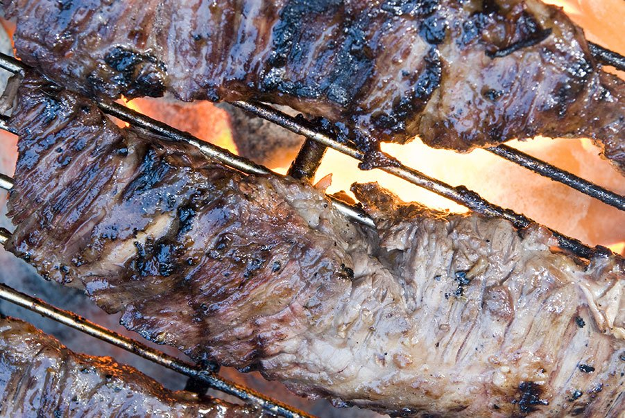 Grilled Skirt Steak | Eggwhites Catering BBQ Menu