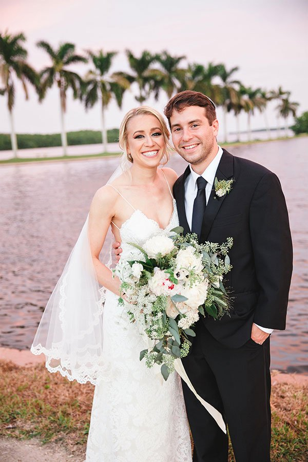 Miami wedding venue | Deering Estate | Luci and Mike