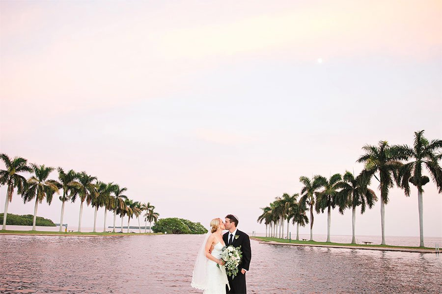 Miami estate wedding venues | Deering Estate wedding
