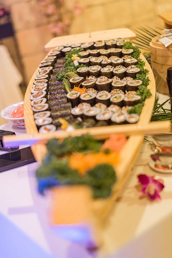 2019 Wedding Trends | Food Stations
