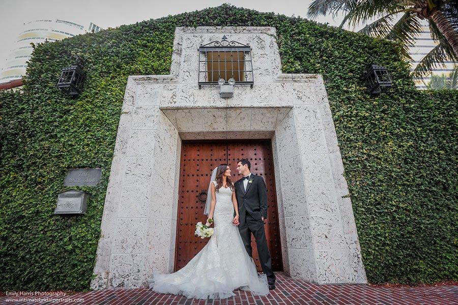 wedding venues in miami outdoor | the bath club