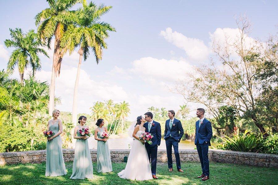 wedding venues in miami outdoor | fairchild tropical botanic garden