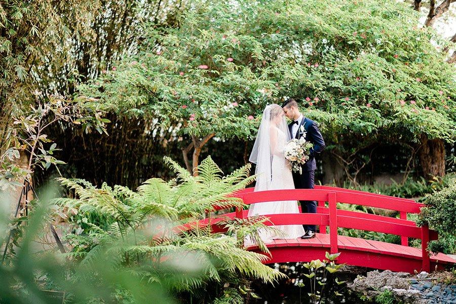 luxury wedding venues in miami outdoor | miami beach botanical garden