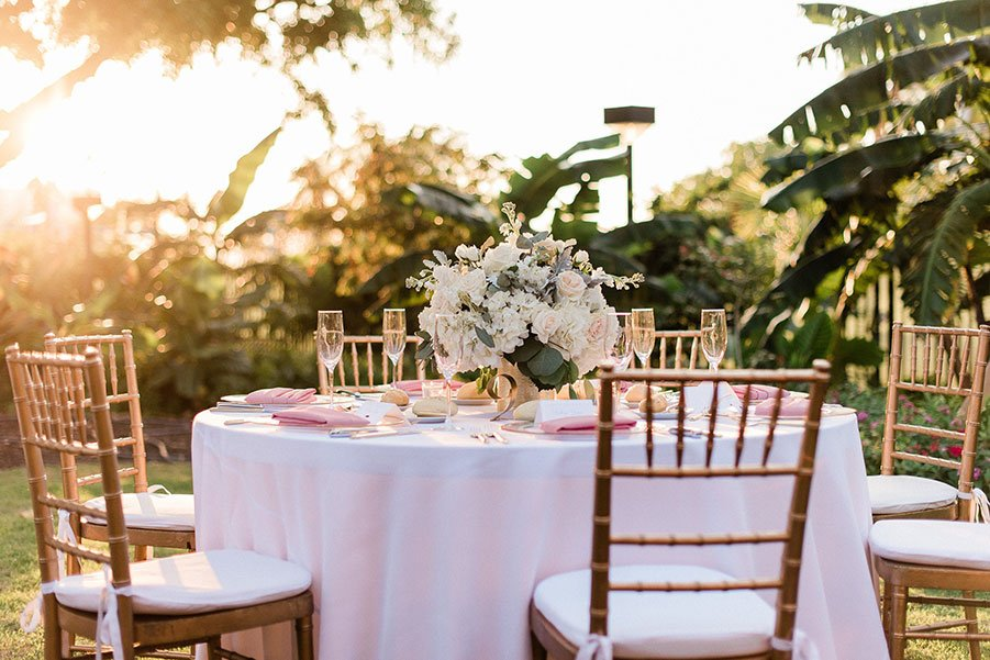 garden wedding inspiration | catering venues | miami beach botanical garden