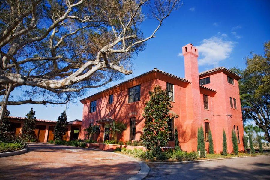 Thalatta Estate Palmetto Bay wedding  | south florida wedding estates
