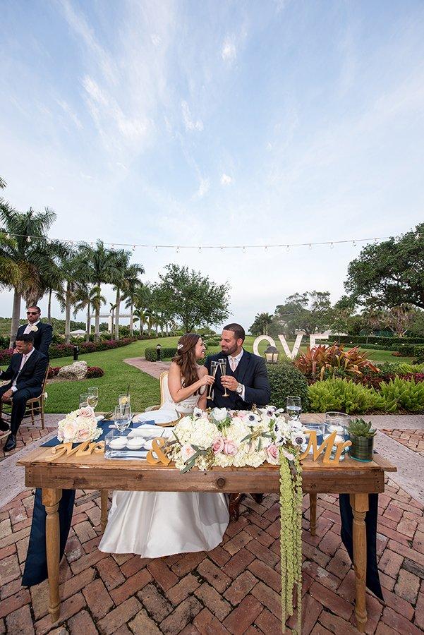 Thalatta weddings | waterfront weddings in Miami