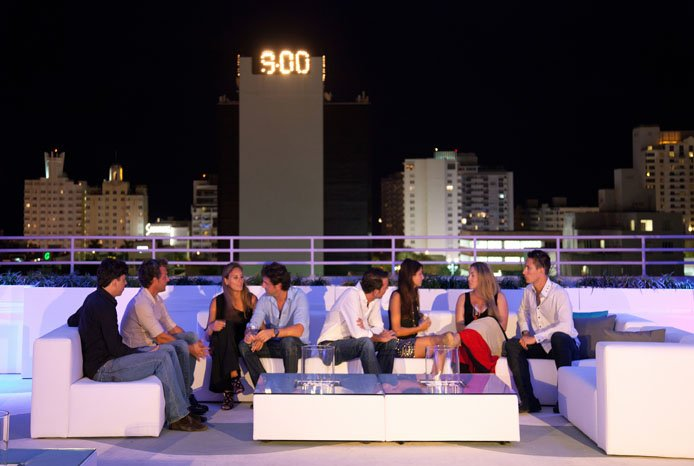 Skydeck rooftop | event venues miami