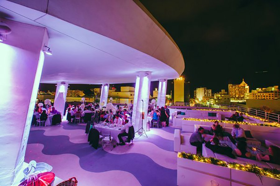 Skydeck | Corporate Event Catering Venue