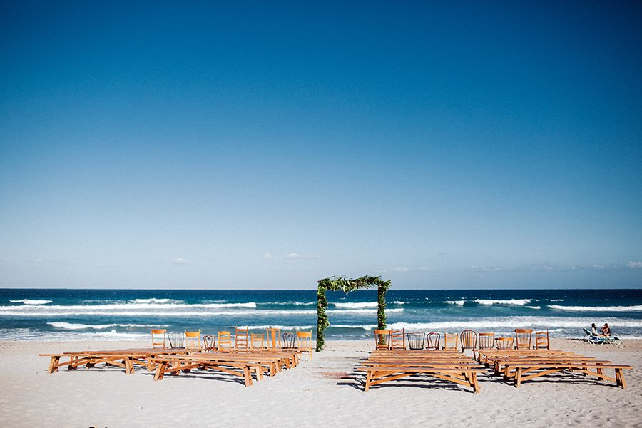 South Florida Beach wedding | Delray Beach wedding venues