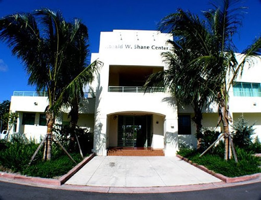 miami event space | the shane center miami beach