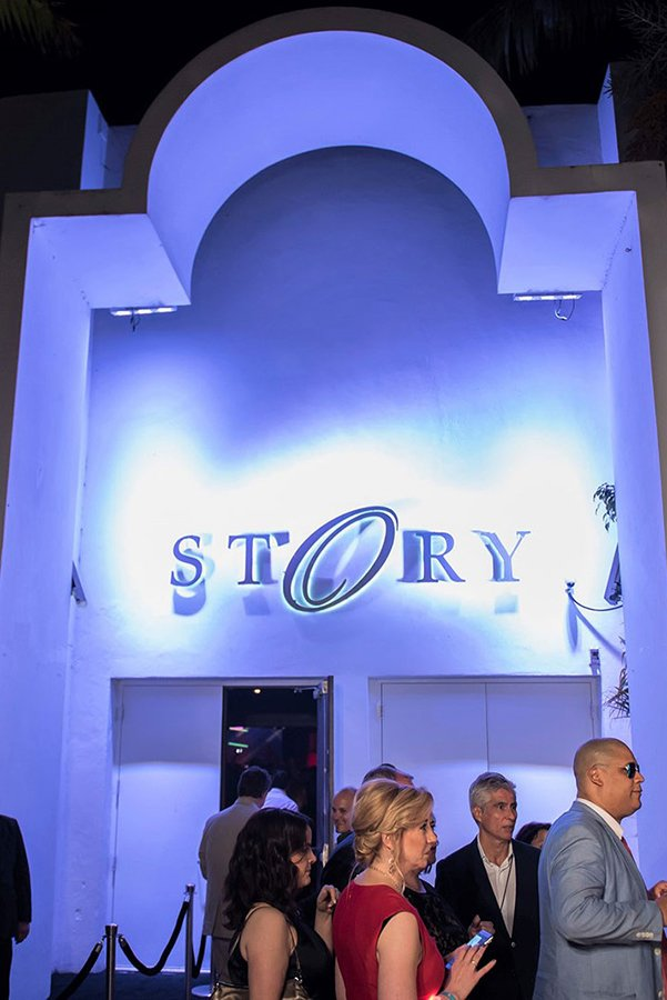 story nightclub buffet catering | party venues in miami | party caterers miami