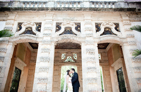 Style Me Pretty weddings Miami | 2012 Vizcaya wedding