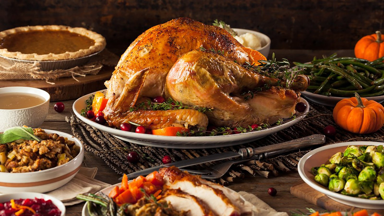 Thanksgiving dinner delivery | Eggwhites Catering Miami Thanksgiving menu