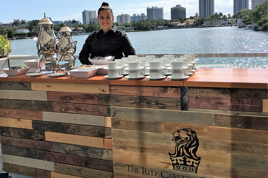 best catering companies in miami | eggwhites catering