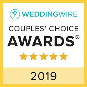Eggwhites Catering awarded WeddingWire Couples' Choice 2019 | Best Wedding Caterers Miami