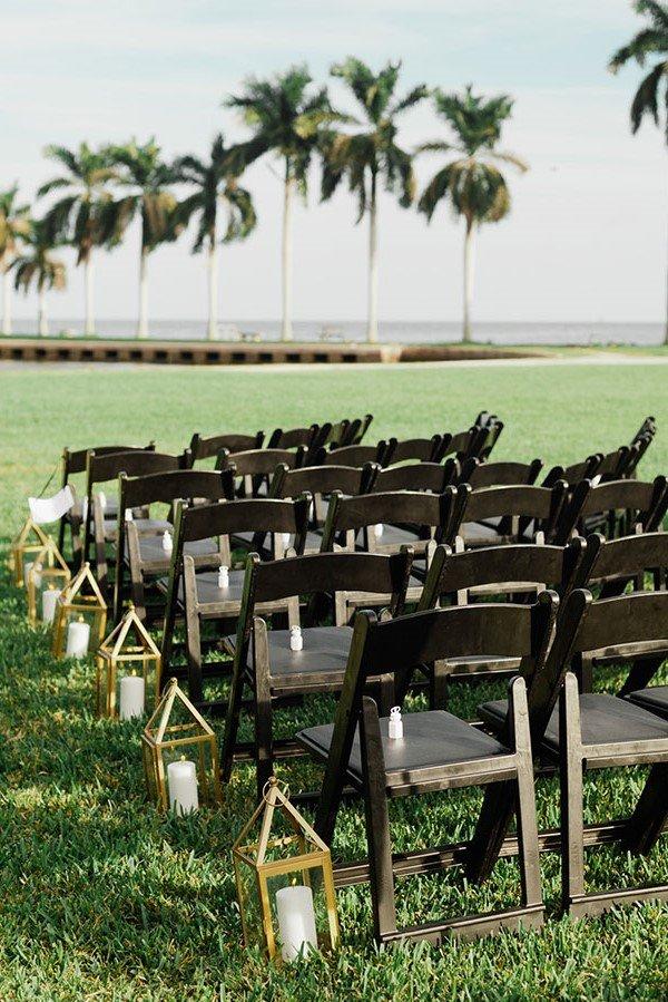 wedding color palette   black, pale green and white bridal bouquet