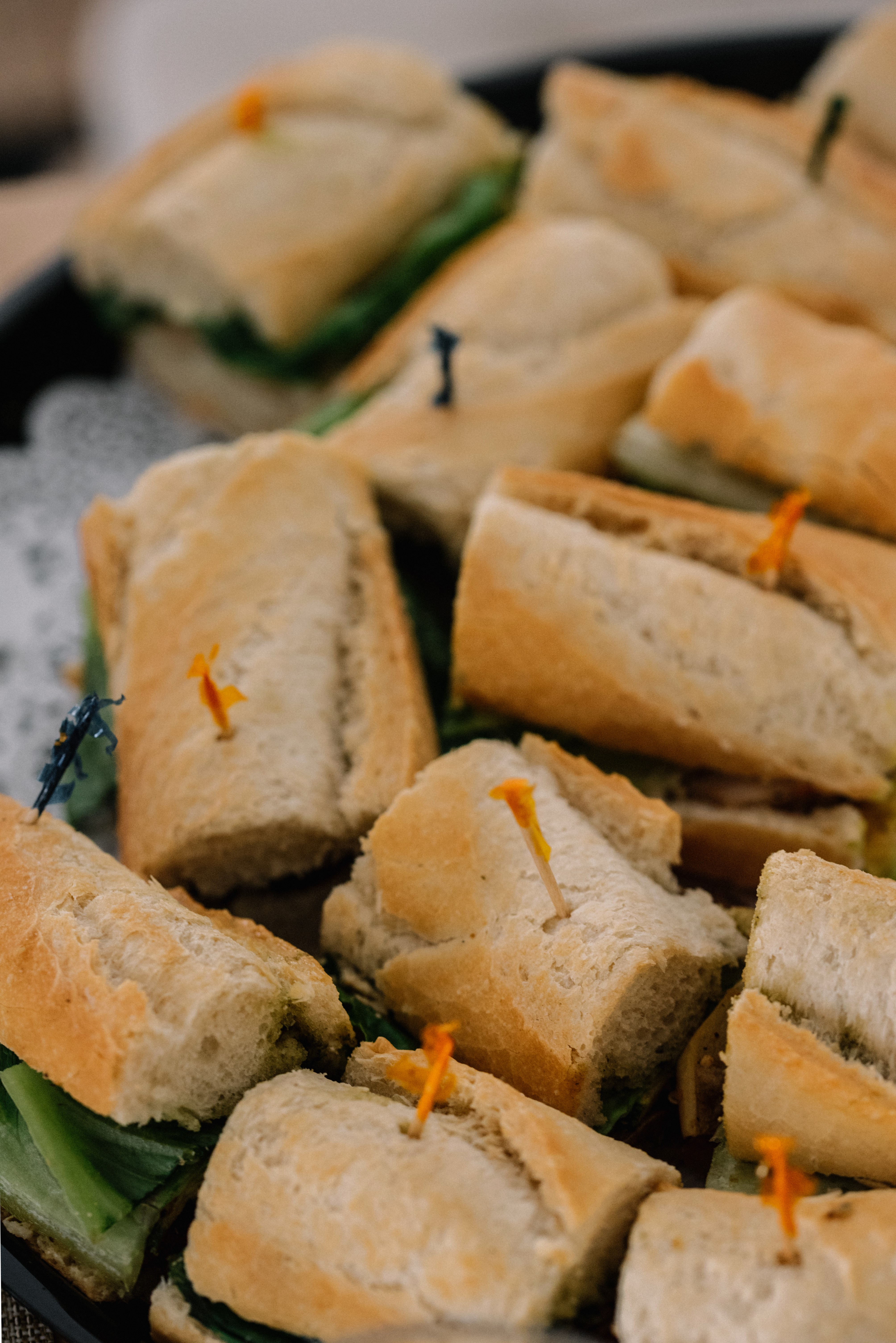 production catering and craft services for the glades | sandwiches