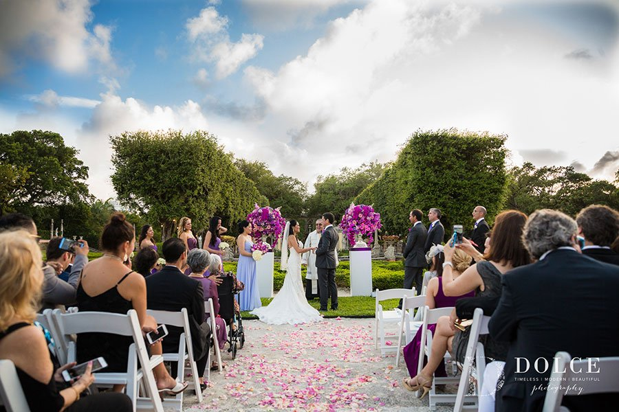 best wedding venues in miami | vizcaya