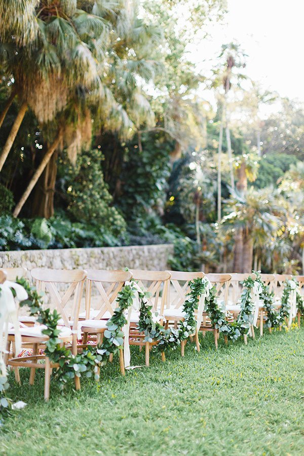 wedding venues in miami outdoor | fairchild garden ceremony