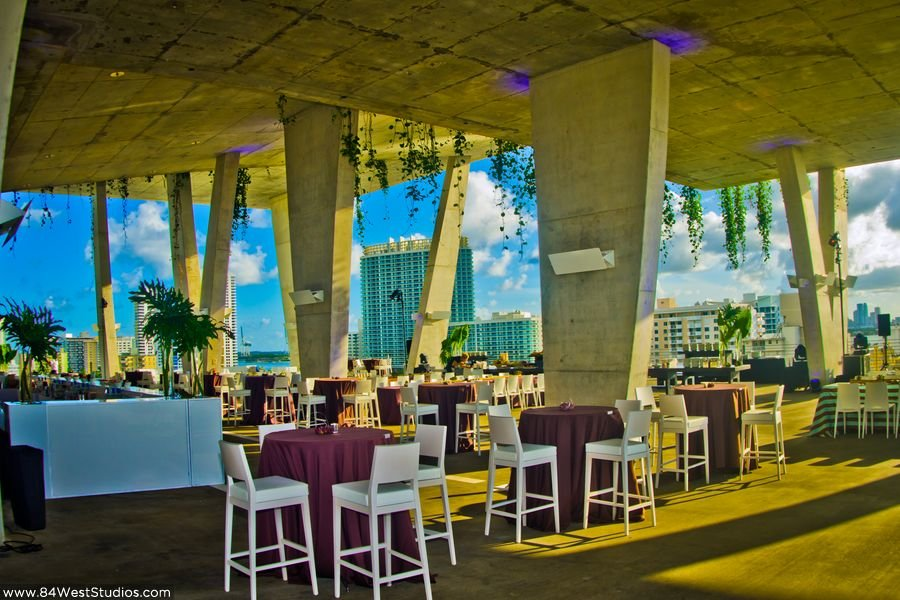 best event venues in Miami Beach | 1111 Lincoln Road event