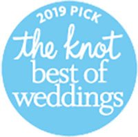 Eggwhites Catering | The Knot 2019 Best of Weddings Badge
