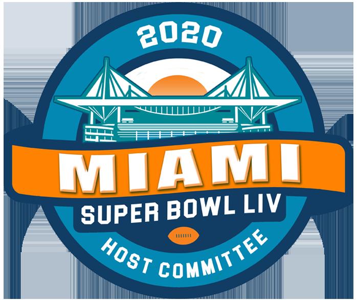 miami superbowl logo
